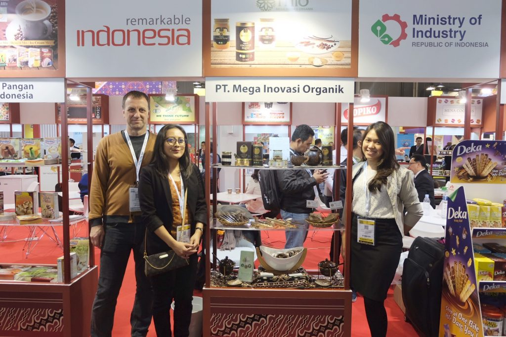 The Salon International de I'Agroalimentaire (SIAL) 2016